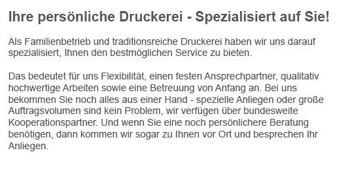 Druckerei in  Brokdorf, Dammfleth, Freiburg (Elbe), Wewelsfleth, Beidenfleth, Nortorf, Sankt Margarethen oder Borsfleth, Wilster, Bahrenfleth